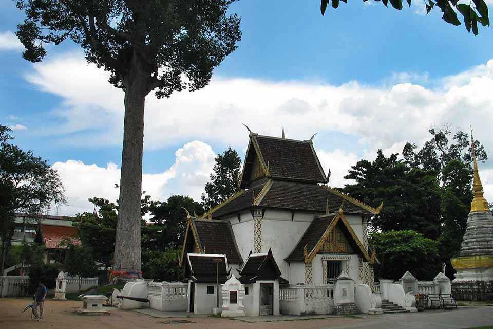 <multi>[fr]Pilier de la ville de Chiang Mai[en]City pillar shrine</multi> - Lak mueang