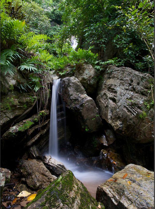 Cascade de Tri Trong