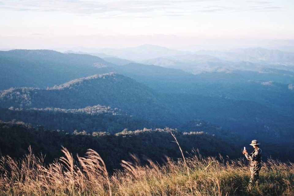 Khao Kamphaeng - 1260 m
