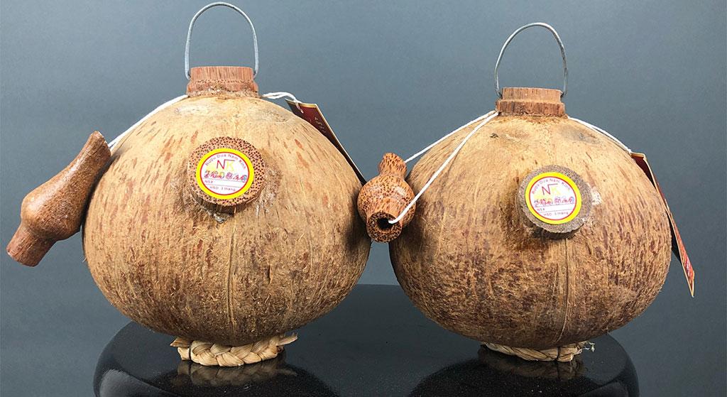 Alcool de coco - Rượu dừa