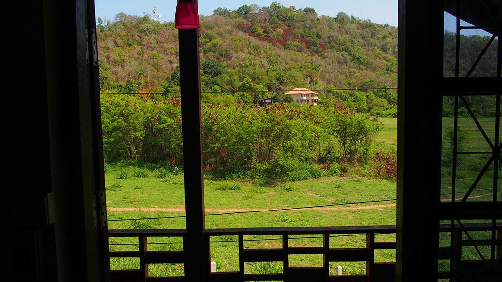Thaï Bla Blaa House Vue sur la campagne