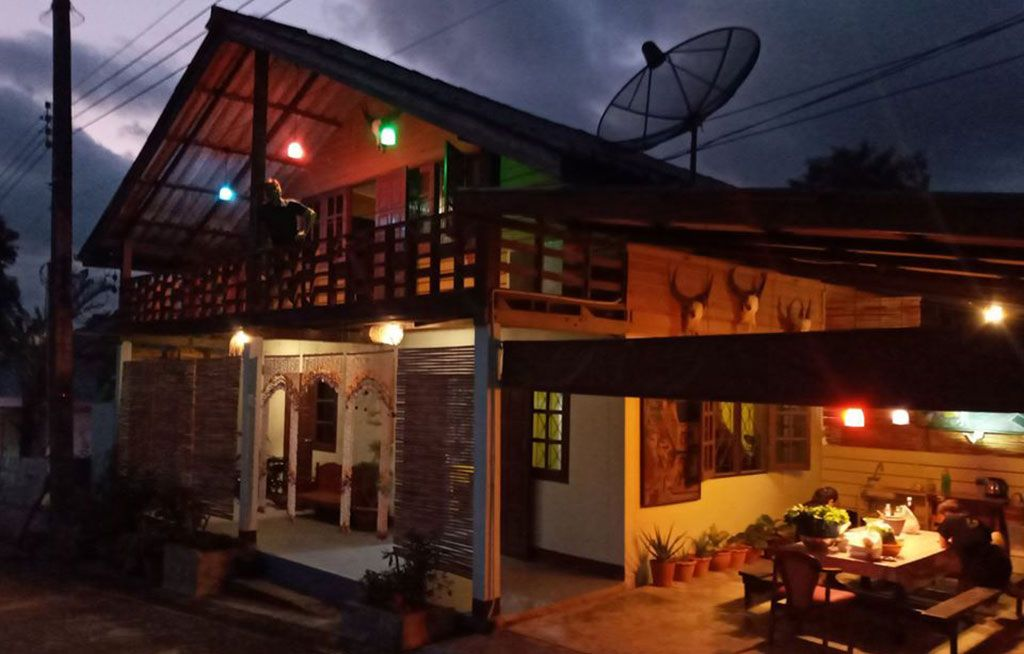 Thai Bla Blaa House - Extérieur