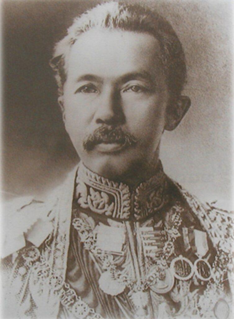 Le Prince Damrong Rajanubhab